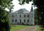 le chateau vu de l'entrée