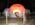 la bulle fleurie la nuit