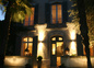 Villa De Margot at night