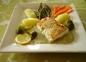 Filet de poisson meunière