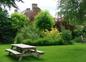 un petit coin dans le jardin