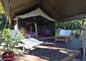 la tente safari Serengeti