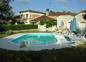 La piscine ett le jardin