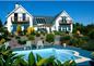 La maison et piscine