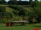 le jardin et la campagne