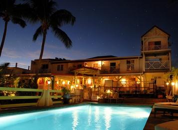 Chambre d\'hôtes Ti \' Paradis. Chambre hotes piscine, Martinique ...