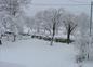 Le Boucharel Jardin en hiver