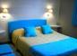 la chambre turquoise