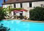 facade coté piscine