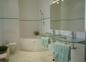 salle de bain chambre fleurie