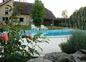 Vue du Parc sur la piscine