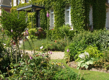 Good ... Le Jardin ...