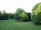 la vue sur le parc