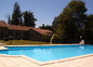 La piscine 20m x 8m
