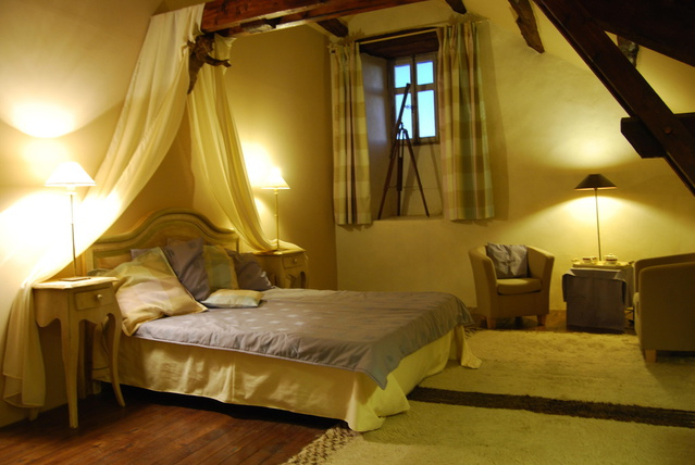 Chambre d 39 h tes chateau du cros chambre hotes languedoc roussillon h rault le cros france - Chambres d hotes herault ...