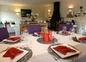 Une table d'hôtes