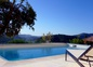 piscine maison d'hôtes  villa jacaranda B&B