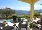 Vue panoramique et piscine
